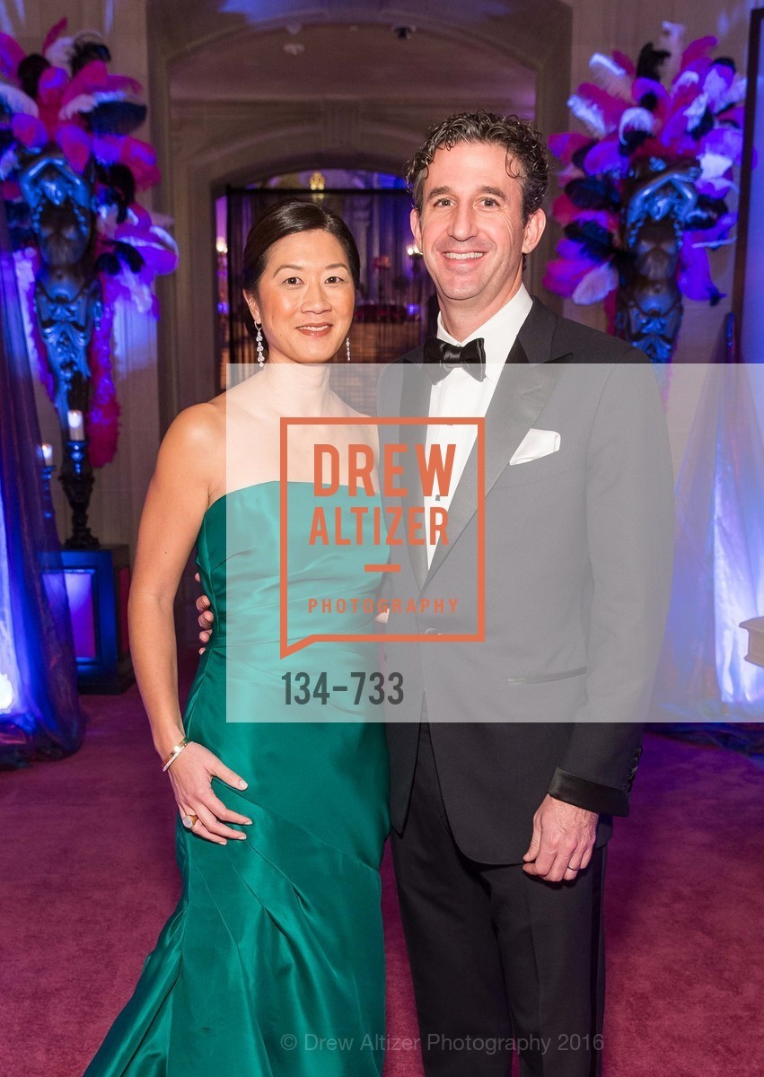 Christine Leong Connors, Scott Connors, San Francisco Ballet 2016 Opening Night Gala, San Francisco City Hall. 1 Dr Carlton B Goodlett Pl, January 21st, 2016,Drew Altizer, Drew Altizer Photography, full-service agency, private events, San Francisco photographer, photographer california