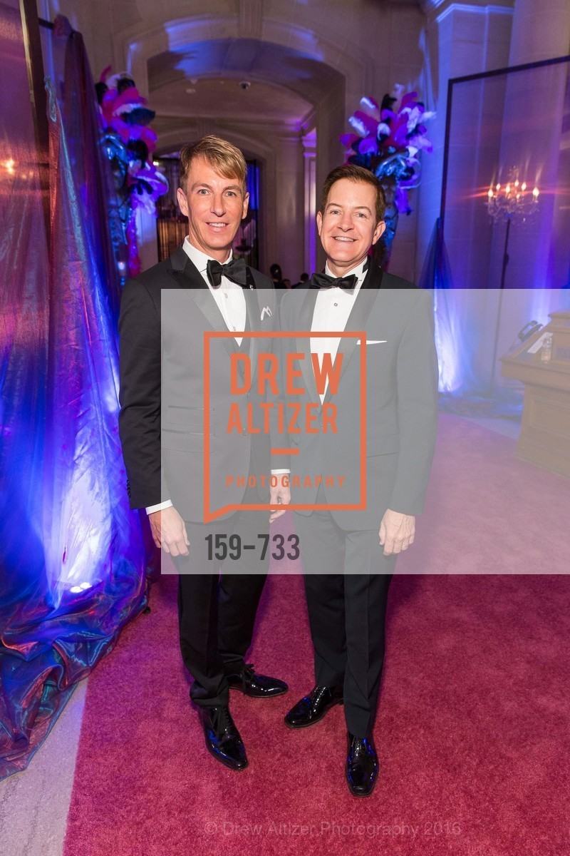 Jack Calhoun, Trent Norris, San Francisco Ballet 2016 Opening Night Gala, San Francisco City Hall. 1 Dr Carlton B Goodlett Pl, January 21st, 2016,Drew Altizer, Drew Altizer Photography, full-service agency, private events, San Francisco photographer, photographer california
