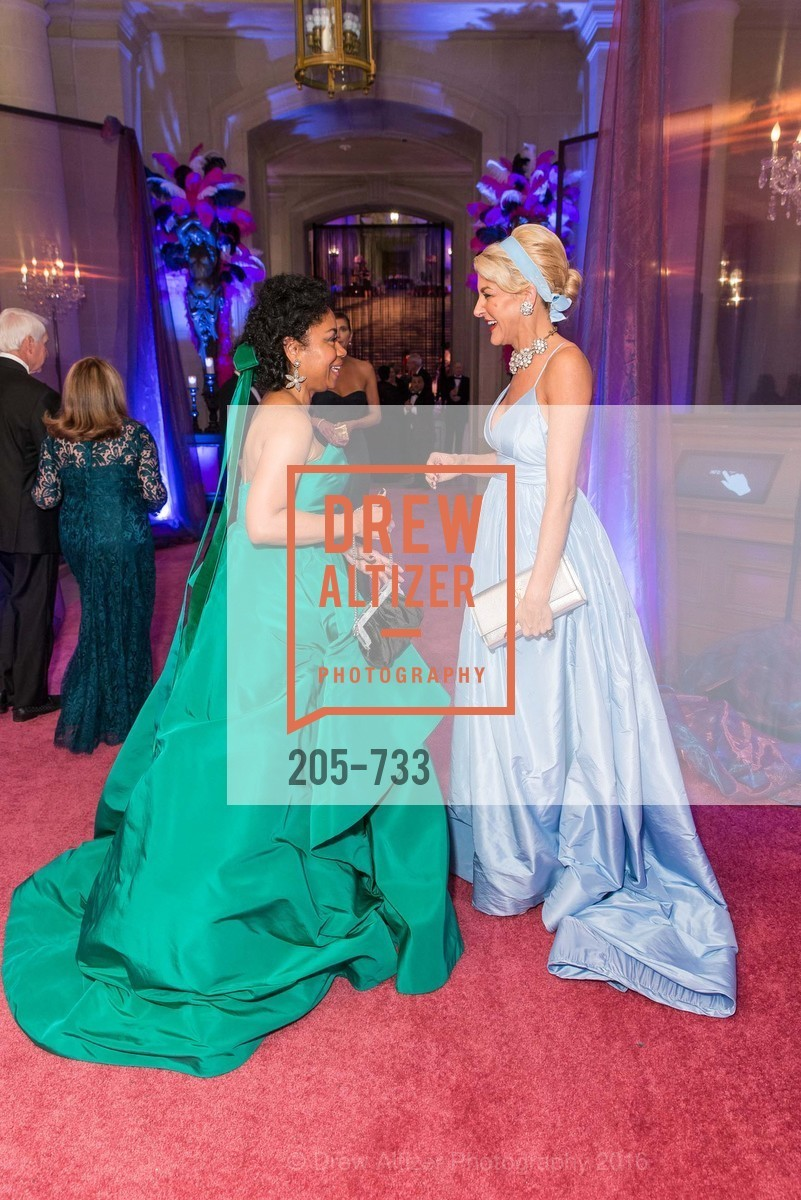 Tanya Powell, Karen Caldwell, San Francisco Ballet 2016 Opening Night Gala, San Francisco City Hall. 1 Dr Carlton B Goodlett Pl, January 21st, 2016,Drew Altizer, Drew Altizer Photography, full-service agency, private events, San Francisco photographer, photographer california