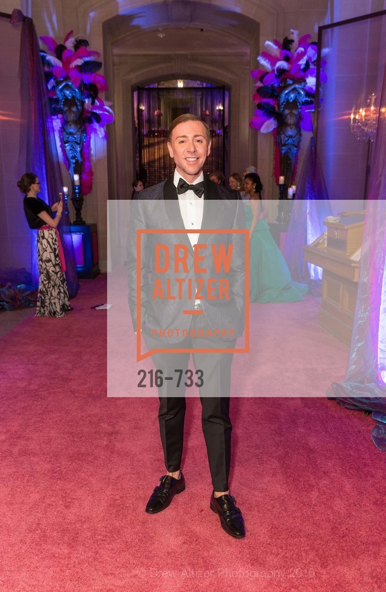 Mark Rhoades, San Francisco Ballet 2016 Opening Night Gala, San Francisco City Hall. 1 Dr Carlton B Goodlett Pl, January 21st, 2016,Drew Altizer, Drew Altizer Photography, full-service event agency, private events, San Francisco photographer, photographer California