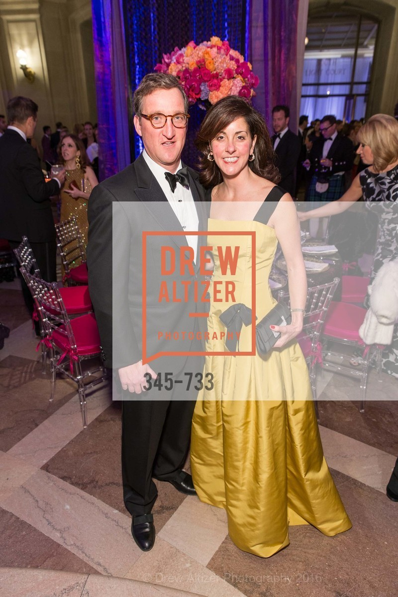 Ted Dobos, Stacey Dobos, San Francisco Ballet 2016 Opening Night Gala, San Francisco City Hall. 1 Dr Carlton B Goodlett Pl, January 21st, 2016,Drew Altizer, Drew Altizer Photography, full-service agency, private events, San Francisco photographer, photographer california
