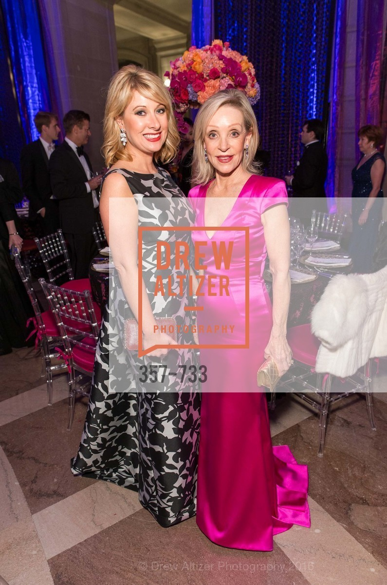 Jennifer Mancuso, Barbara Brown, San Francisco Ballet 2016 Opening Night Gala, San Francisco City Hall. 1 Dr Carlton B Goodlett Pl, January 21st, 2016,Drew Altizer, Drew Altizer Photography, full-service agency, private events, San Francisco photographer, photographer california