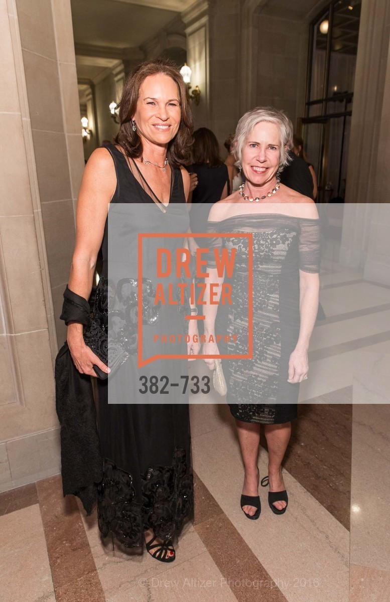 Randi Fisher, Laura Lazarus, San Francisco Ballet 2016 Opening Night Gala, San Francisco City Hall. 1 Dr Carlton B Goodlett Pl, January 21st, 2016,Drew Altizer, Drew Altizer Photography, full-service agency, private events, San Francisco photographer, photographer california
