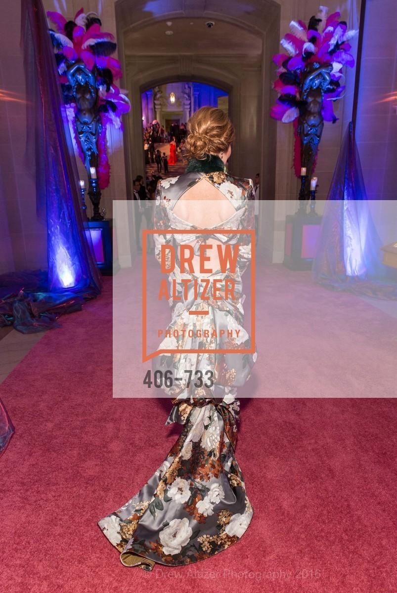 Suzy Kellems Dominik, San Francisco Ballet 2016 Opening Night Gala, San Francisco City Hall. 1 Dr Carlton B Goodlett Pl, January 21st, 2016,Drew Altizer, Drew Altizer Photography, full-service agency, private events, San Francisco photographer, photographer california