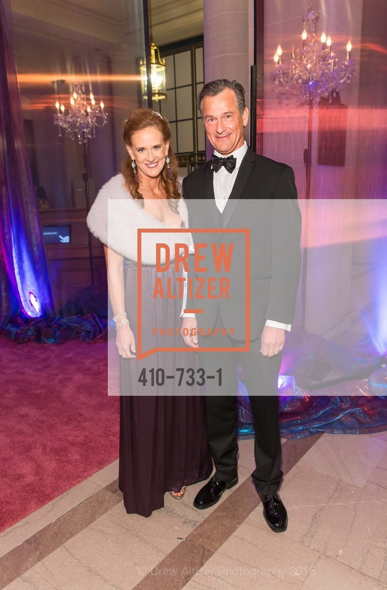 Sukey Forbes, Stefan Engst, San Francisco Ballet 2016 Opening Night Gala, San Francisco City Hall. 1 Dr Carlton B Goodlett Pl, January 21st, 2016,Drew Altizer, Drew Altizer Photography, full-service agency, private events, San Francisco photographer, photographer california