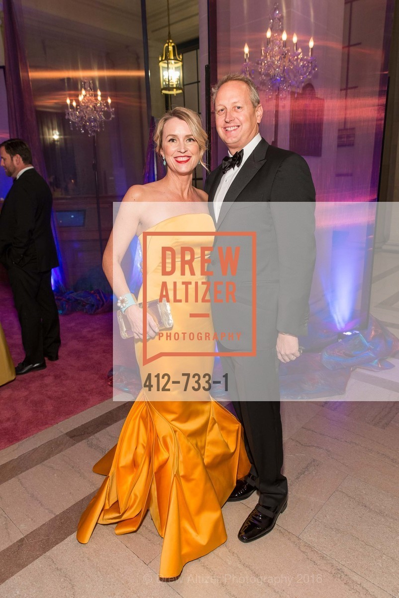 Kim Dempster, Mark Dempster, San Francisco Ballet 2016 Opening Night Gala, San Francisco City Hall. 1 Dr Carlton B Goodlett Pl, January 21st, 2016,Drew Altizer, Drew Altizer Photography, full-service agency, private events, San Francisco photographer, photographer california