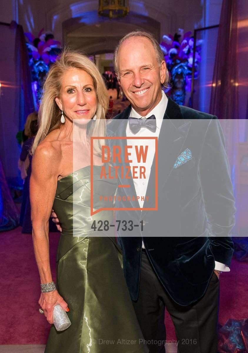 Sherry Felson, Joe Felson, San Francisco Ballet 2016 Opening Night Gala, San Francisco City Hall. 1 Dr Carlton B Goodlett Pl, January 21st, 2016,Drew Altizer, Drew Altizer Photography, full-service agency, private events, San Francisco photographer, photographer california