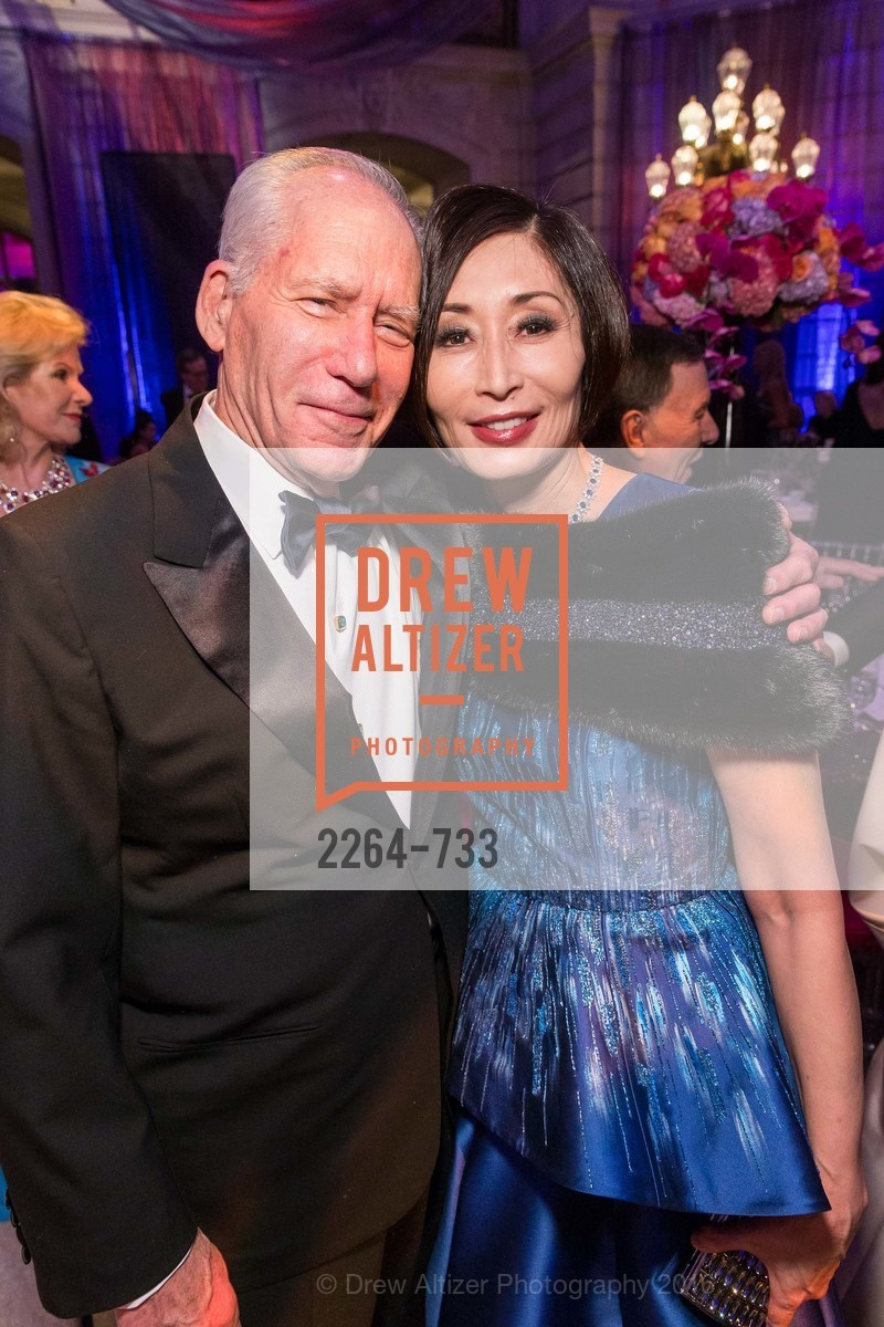 Gary Shansby, Yurie Pascarella, San Francisco Ballet 2016 Opening Night Gala, San Francisco City Hall. 1 Dr Carlton B Goodlett Pl, January 21st, 2016,Drew Altizer, Drew Altizer Photography, full-service agency, private events, San Francisco photographer, photographer california