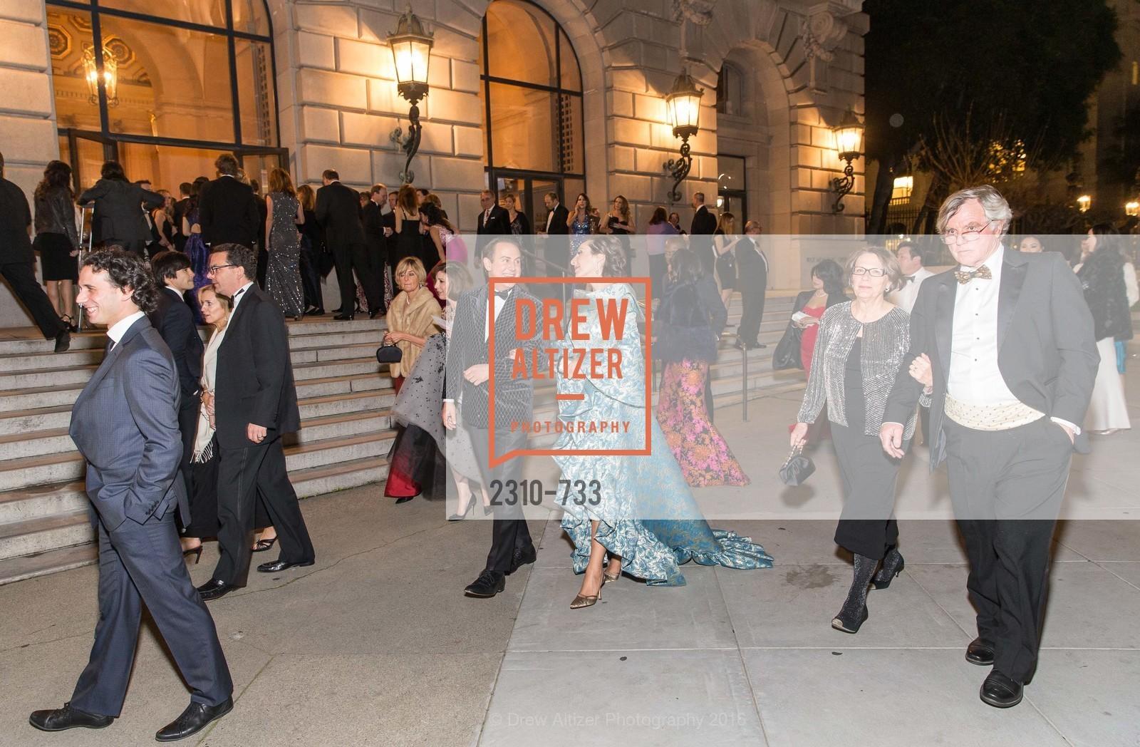 Joel Goodrich, Clara Shayevich, San Francisco Ballet 2016 Opening Night Gala, San Francisco City Hall. 1 Dr Carlton B Goodlett Pl, January 21st, 2016,Drew Altizer, Drew Altizer Photography, full-service agency, private events, San Francisco photographer, photographer california