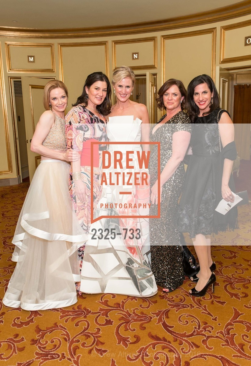 Shannon Del Vecchio, Jennifer Van Natta, Alison Mauze, Molly Naughton, Janelle Boyenga, San Francisco Ballet 2016 Opening Night Gala, San Francisco City Hall. 1 Dr Carlton B Goodlett Pl, January 21st, 2016,Drew Altizer, Drew Altizer Photography, full-service agency, private events, San Francisco photographer, photographer california