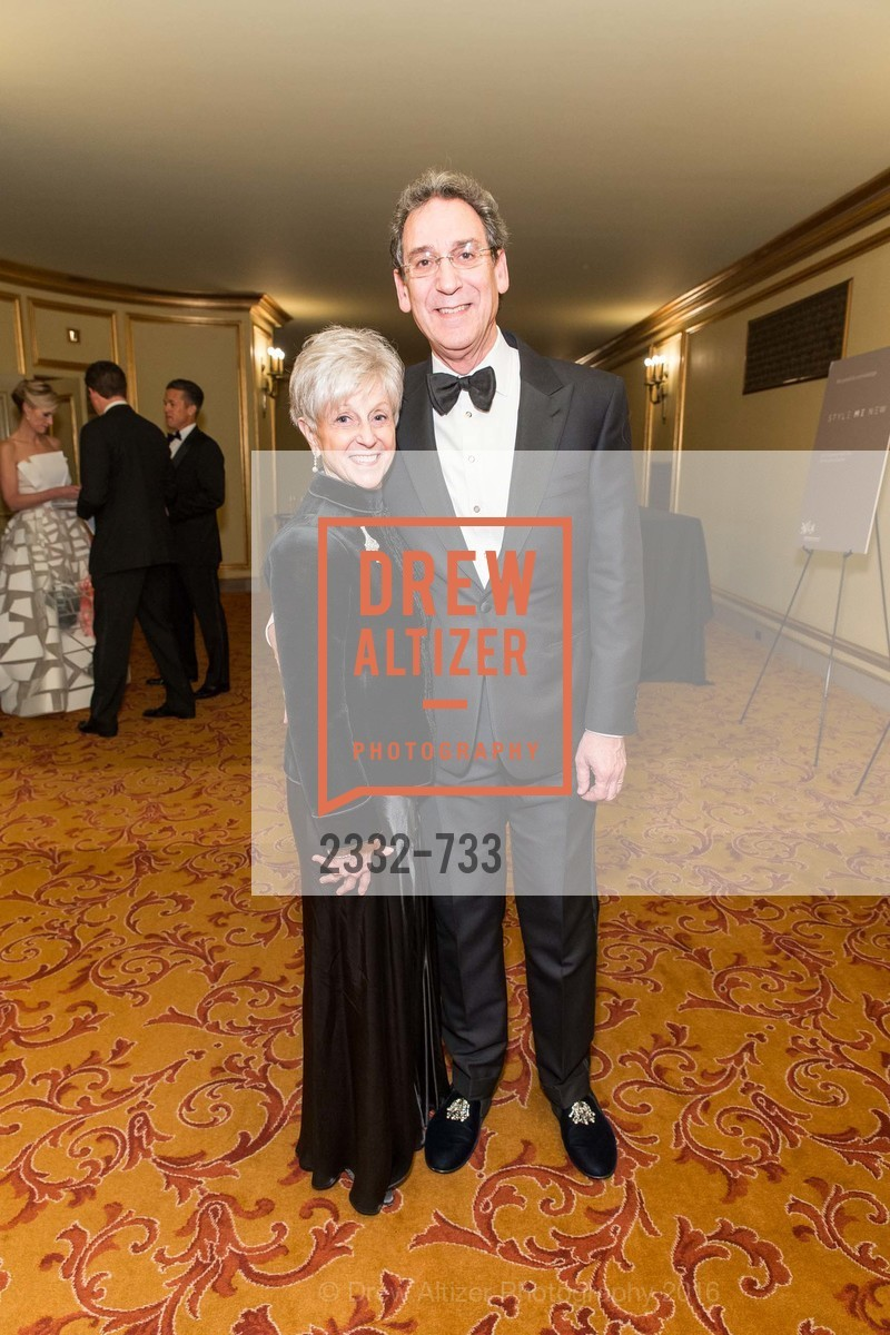 Nancy Livingston, Fred Levin, San Francisco Ballet 2016 Opening Night Gala, San Francisco City Hall. 1 Dr Carlton B Goodlett Pl, January 21st, 2016,Drew Altizer, Drew Altizer Photography, full-service agency, private events, San Francisco photographer, photographer california