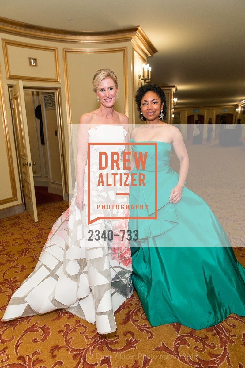 Alison Mauze, Tanya Powell, San Francisco Ballet 2016 Opening Night Gala, San Francisco City Hall. 1 Dr Carlton B Goodlett Pl, January 21st, 2016,Drew Altizer, Drew Altizer Photography, full-service agency, private events, San Francisco photographer, photographer california