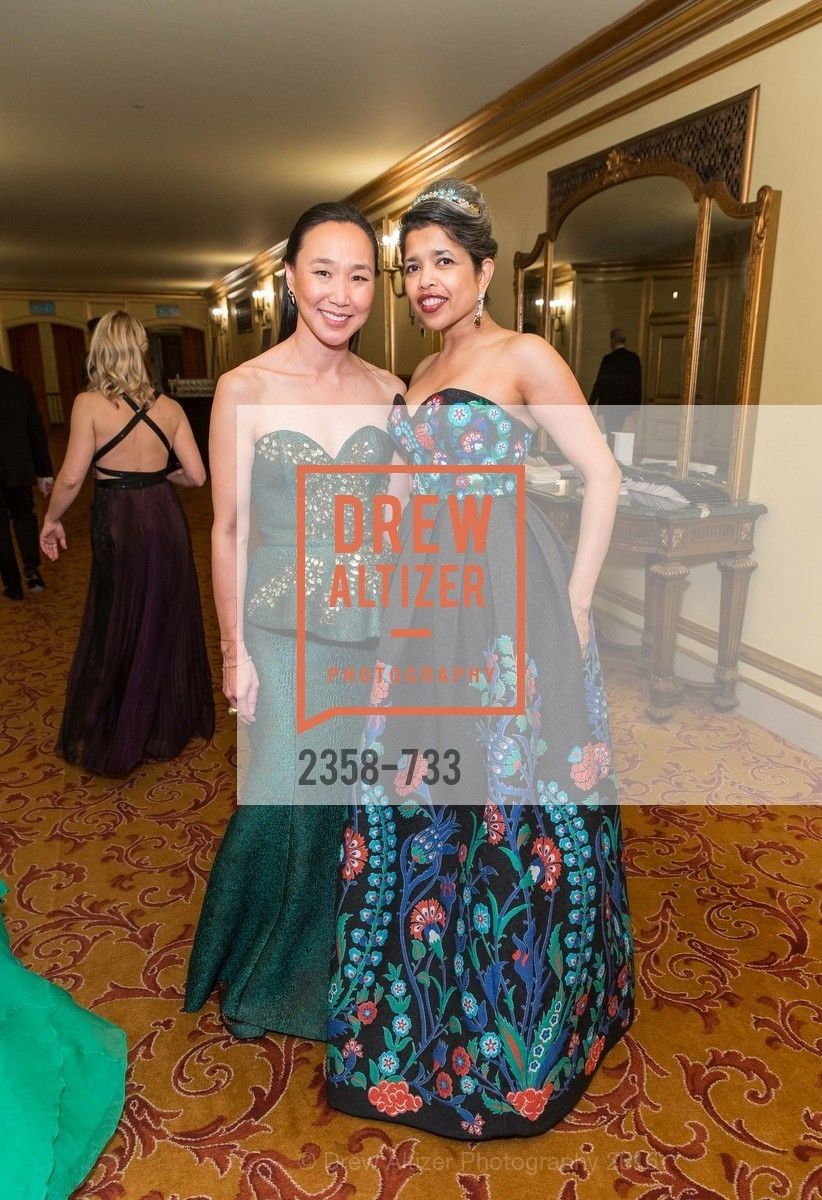 Carolyn Chang, Deepa Pakianathan, San Francisco Ballet 2016 Opening Night Gala, San Francisco City Hall. 1 Dr Carlton B Goodlett Pl, January 21st, 2016,Drew Altizer, Drew Altizer Photography, full-service agency, private events, San Francisco photographer, photographer california