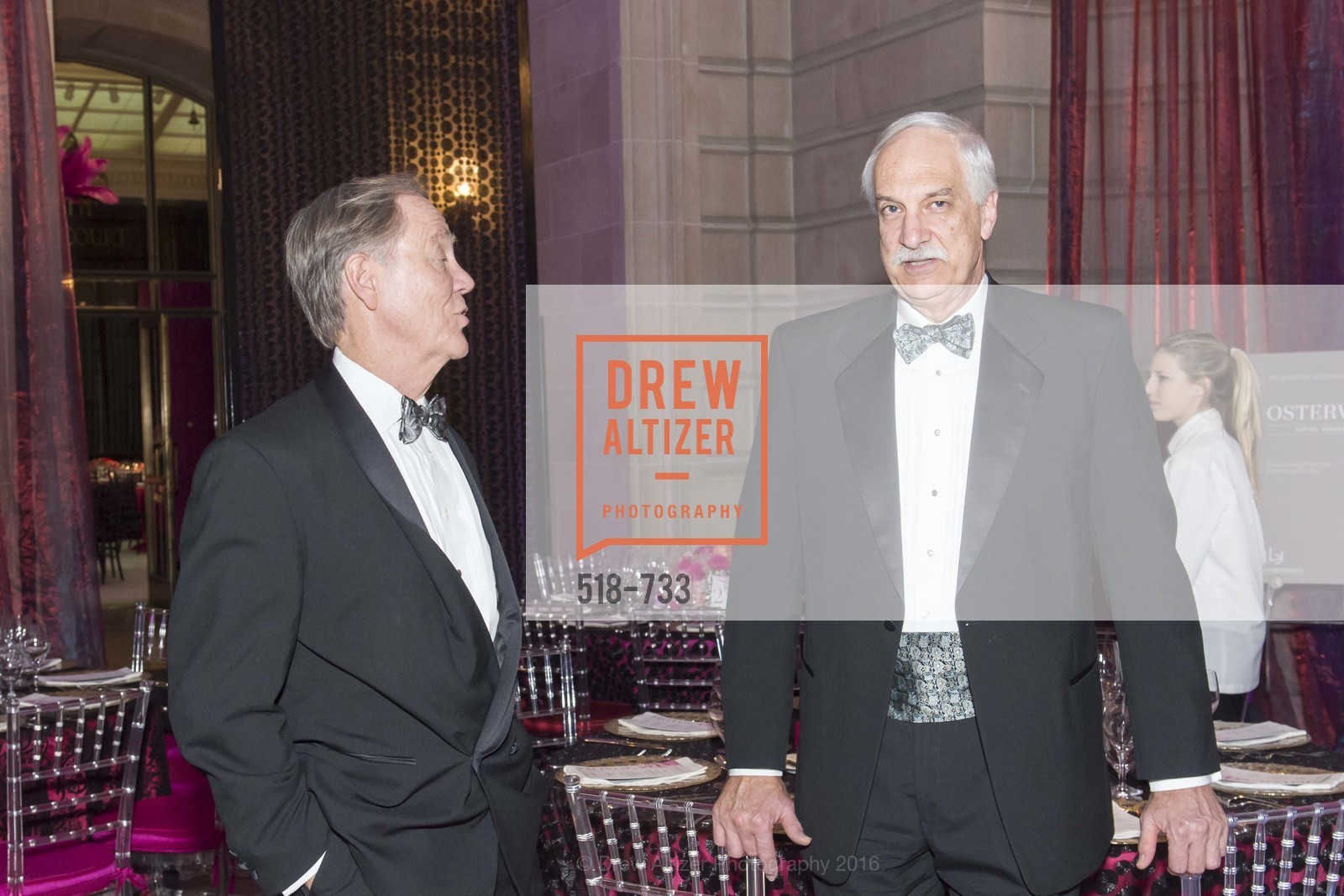 Charles Thornton, Mark Koenig, San Francisco Ballet 2016 Opening Night Gala, San Francisco City Hall. 1 Dr Carlton B Goodlett Pl, January 21st, 2016,Drew Altizer, Drew Altizer Photography, full-service agency, private events, San Francisco photographer, photographer california