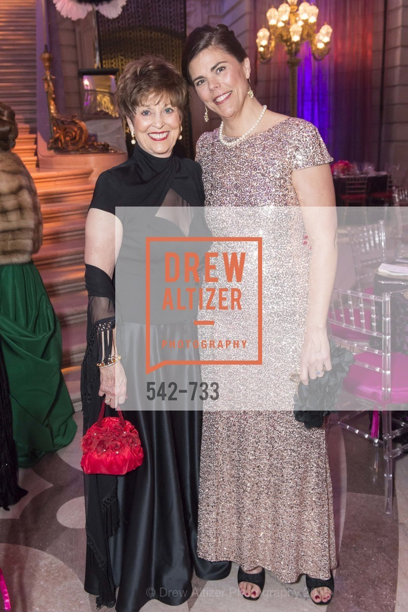 Suzanne Thornton, Trecia Knapp, San Francisco Ballet 2016 Opening Night Gala, San Francisco City Hall. 1 Dr Carlton B Goodlett Pl, January 21st, 2016,Drew Altizer, Drew Altizer Photography, full-service event agency, private events, San Francisco photographer, photographer California