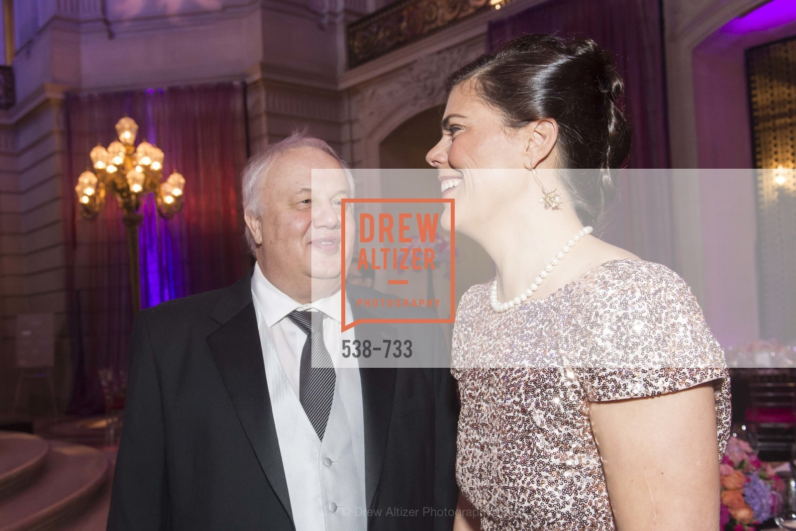 Bruno Tapolsky, Trecia Knapp, San Francisco Ballet 2016 Opening Night Gala, San Francisco City Hall. 1 Dr Carlton B Goodlett Pl, January 21st, 2016,Drew Altizer, Drew Altizer Photography, full-service agency, private events, San Francisco photographer, photographer california