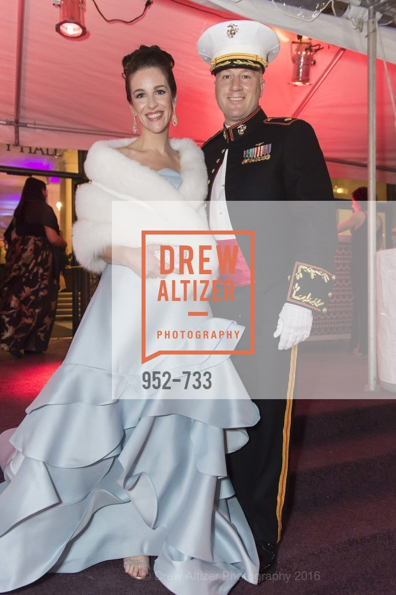 Kara Roell, Charles Roell, San Francisco Ballet 2016 Opening Night Gala, San Francisco City Hall. 1 Dr Carlton B Goodlett Pl, January 21st, 2016,Drew Altizer, Drew Altizer Photography, full-service agency, private events, San Francisco photographer, photographer california