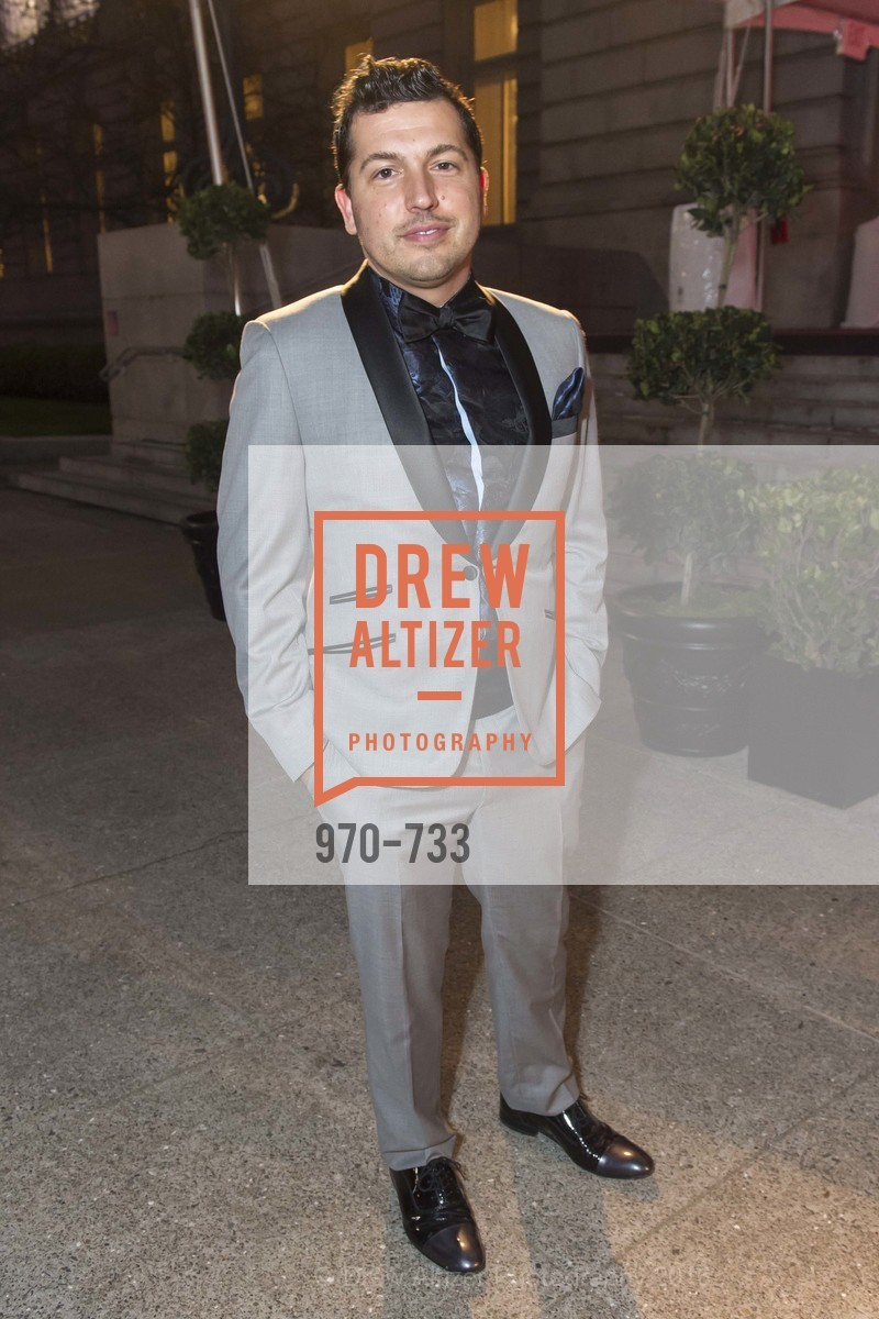 Jake Wall, San Francisco Ballet 2016 Opening Night Gala, San Francisco City Hall. 1 Dr Carlton B Goodlett Pl, January 21st, 2016,Drew Altizer, Drew Altizer Photography, full-service agency, private events, San Francisco photographer, photographer california