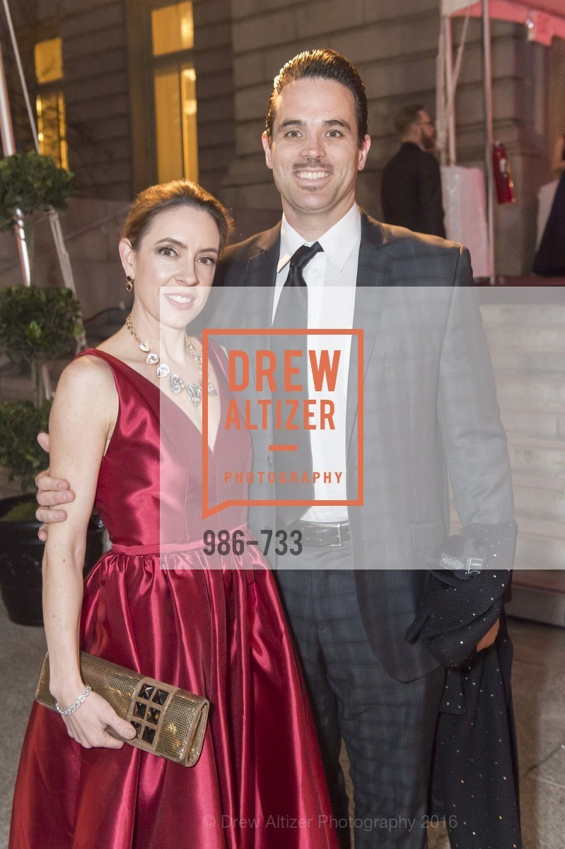 Tessa O'Leary, Coleman O'Leary, San Francisco Ballet 2016 Opening Night Gala, San Francisco City Hall. 1 Dr Carlton B Goodlett Pl, January 21st, 2016,Drew Altizer, Drew Altizer Photography, full-service agency, private events, San Francisco photographer, photographer california