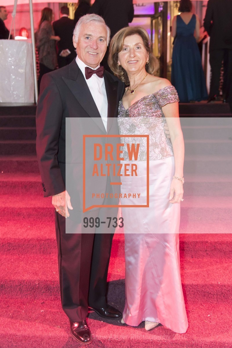 Antonio Castellucci, Rita Castellucci, San Francisco Ballet 2016 Opening Night Gala, San Francisco City Hall. 1 Dr Carlton B Goodlett Pl, January 21st, 2016,Drew Altizer, Drew Altizer Photography, full-service event agency, private events, San Francisco photographer, photographer California