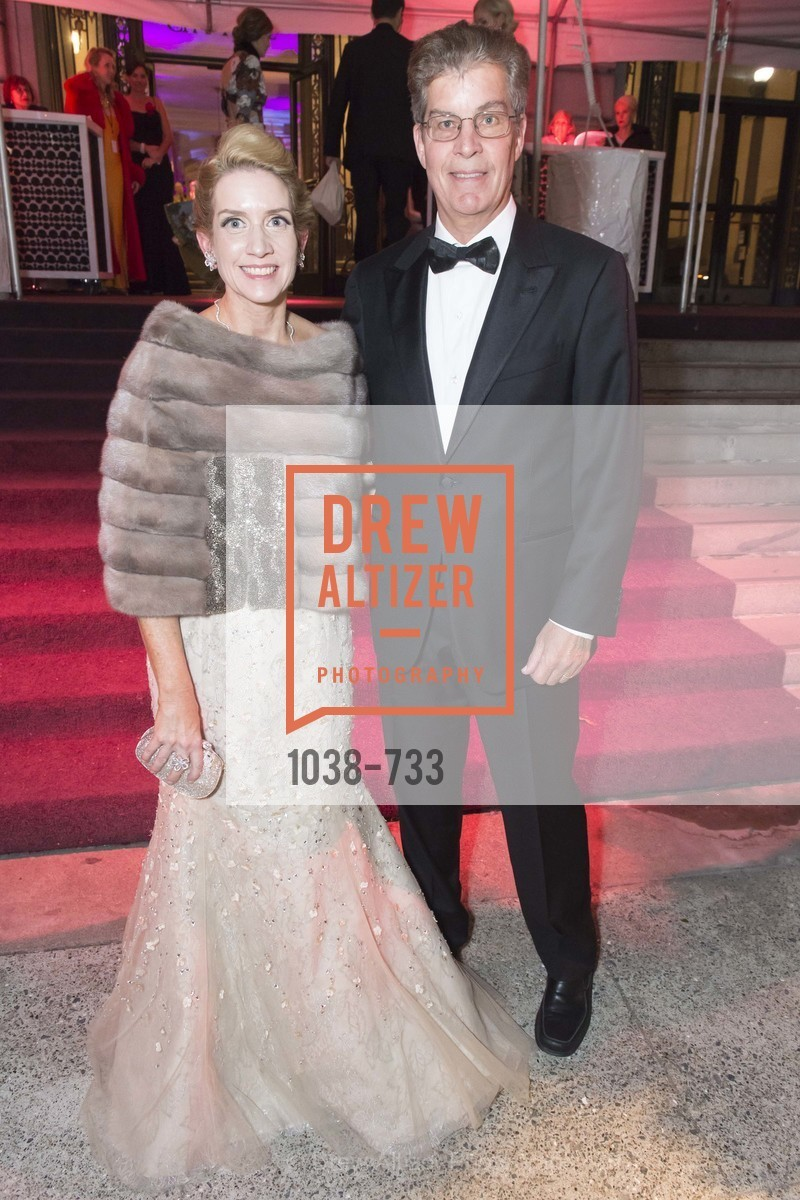 Jennifer Walske, Steven Walske, San Francisco Ballet 2016 Opening Night Gala, San Francisco City Hall. 1 Dr Carlton B Goodlett Pl, January 21st, 2016,Drew Altizer, Drew Altizer Photography, full-service agency, private events, San Francisco photographer, photographer california
