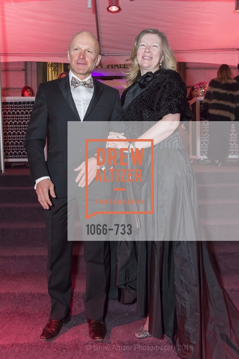 Olga Potapova, Andre Belyaev, San Francisco Ballet 2016 Opening Night Gala, San Francisco City Hall. 1 Dr Carlton B Goodlett Pl, January 21st, 2016,Drew Altizer, Drew Altizer Photography, full-service agency, private events, San Francisco photographer, photographer california