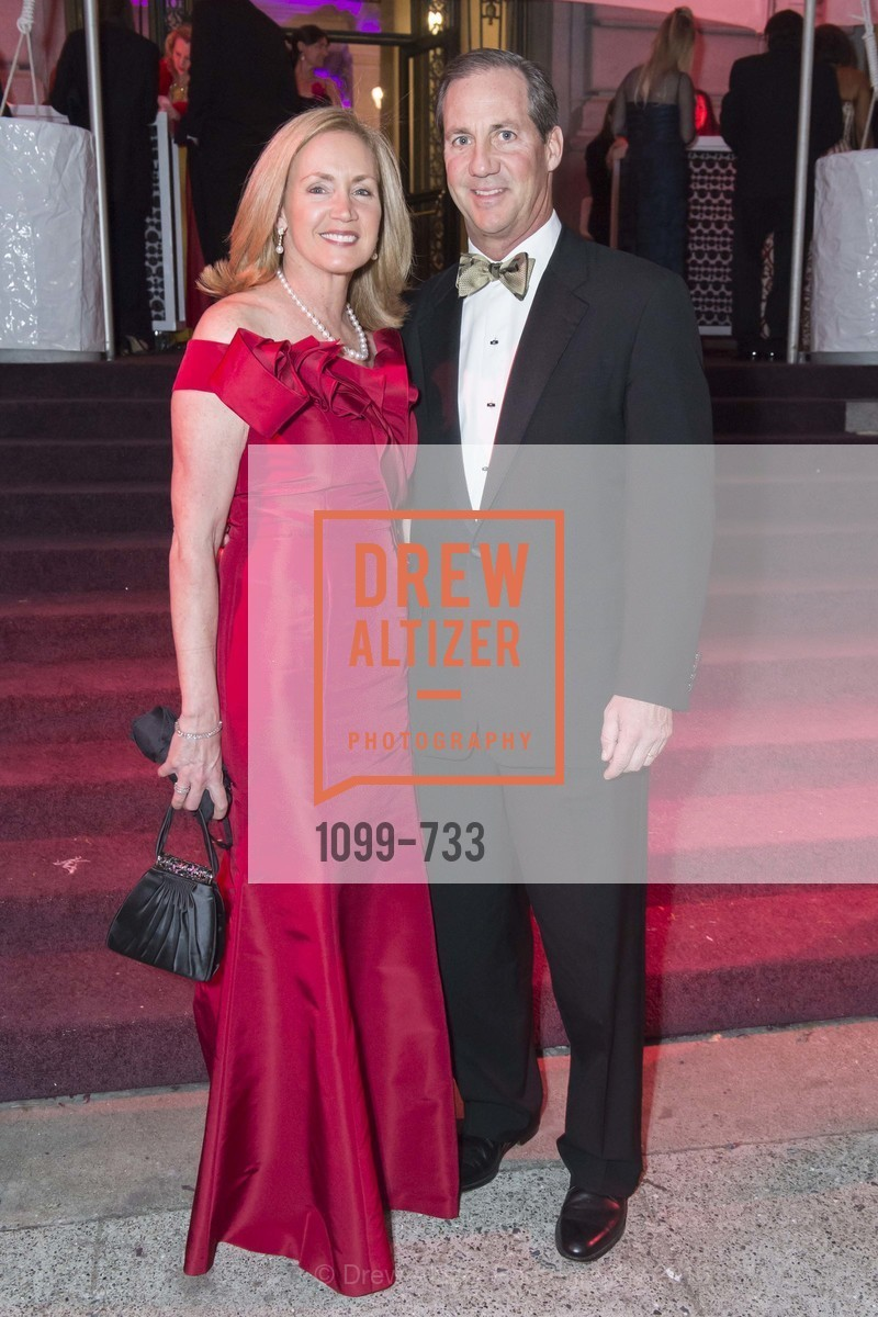 Dana Emery, Bob Emery, San Francisco Ballet 2016 Opening Night Gala, San Francisco City Hall. 1 Dr Carlton B Goodlett Pl, January 21st, 2016,Drew Altizer, Drew Altizer Photography, full-service agency, private events, San Francisco photographer, photographer california