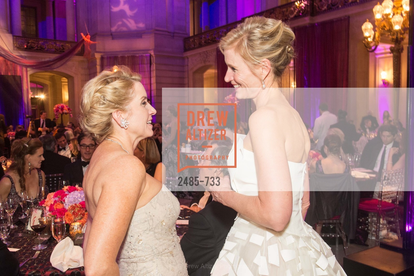 Jennifer Walske, Alison Mauze, San Francisco Ballet 2016 Opening Night Gala, San Francisco City Hall. 1 Dr Carlton B Goodlett Pl, January 21st, 2016,Drew Altizer, Drew Altizer Photography, full-service agency, private events, San Francisco photographer, photographer california