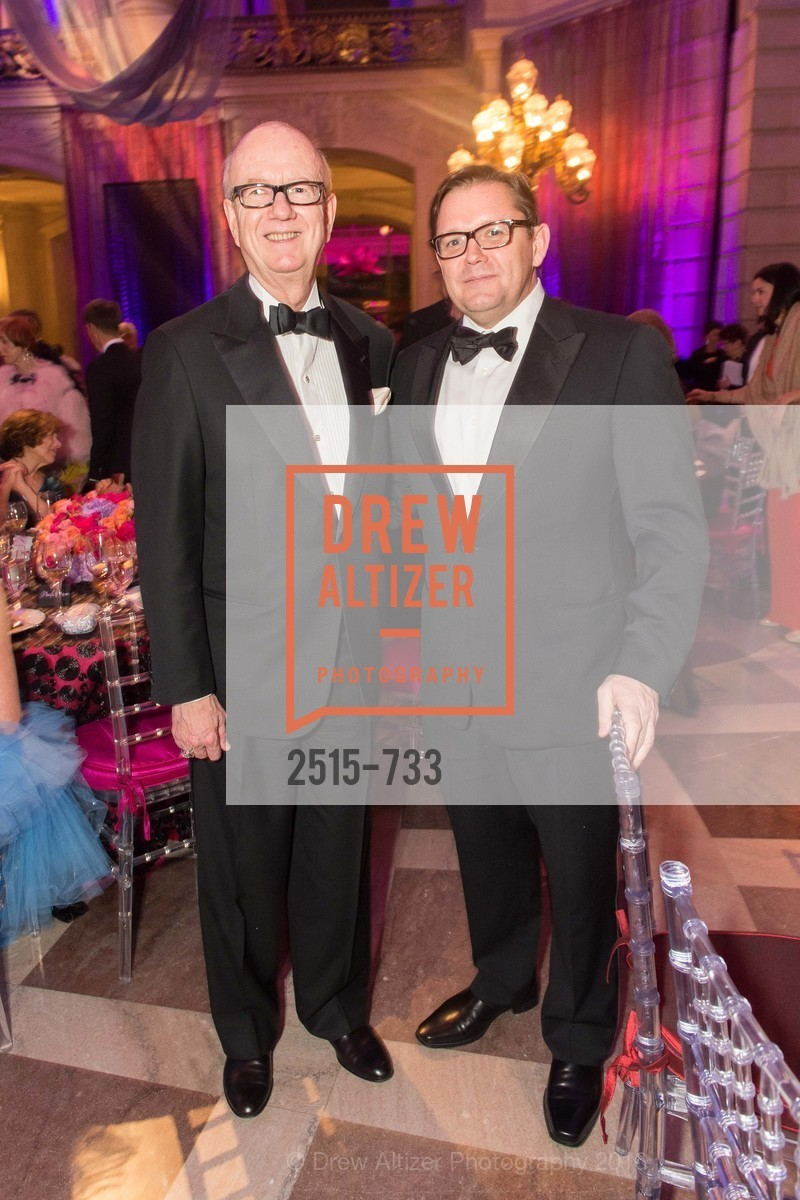 Tom Horn, Michael Mann, San Francisco Ballet 2016 Opening Night Gala, San Francisco City Hall. 1 Dr Carlton B Goodlett Pl, January 21st, 2016,Drew Altizer, Drew Altizer Photography, full-service agency, private events, San Francisco photographer, photographer california