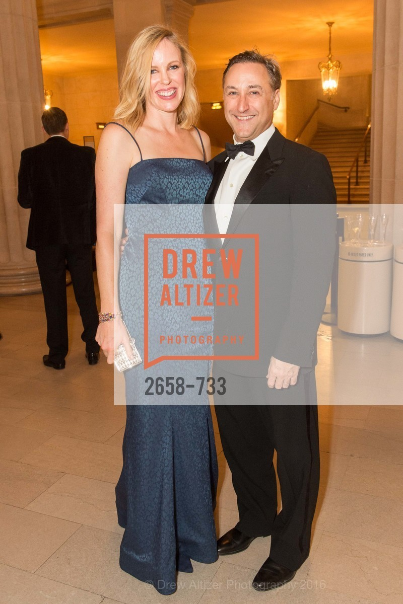 Holly Cuggino, Michael Cuggino, San Francisco Ballet 2016 Opening Night Gala, San Francisco City Hall. 1 Dr Carlton B Goodlett Pl, January 21st, 2016,Drew Altizer, Drew Altizer Photography, full-service agency, private events, San Francisco photographer, photographer california