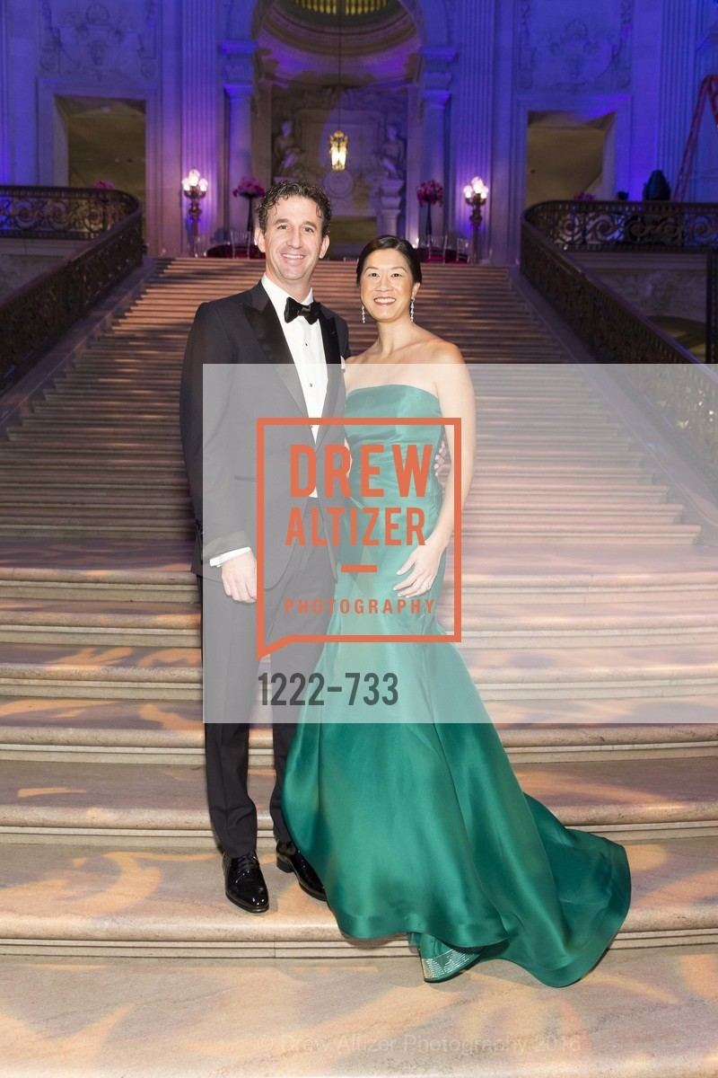 Scott Connors, Christine Leong Connors, San Francisco Ballet 2016 Opening Night Gala, San Francisco City Hall. 1 Dr Carlton B Goodlett Pl, January 21st, 2016,Drew Altizer, Drew Altizer Photography, full-service agency, private events, San Francisco photographer, photographer california