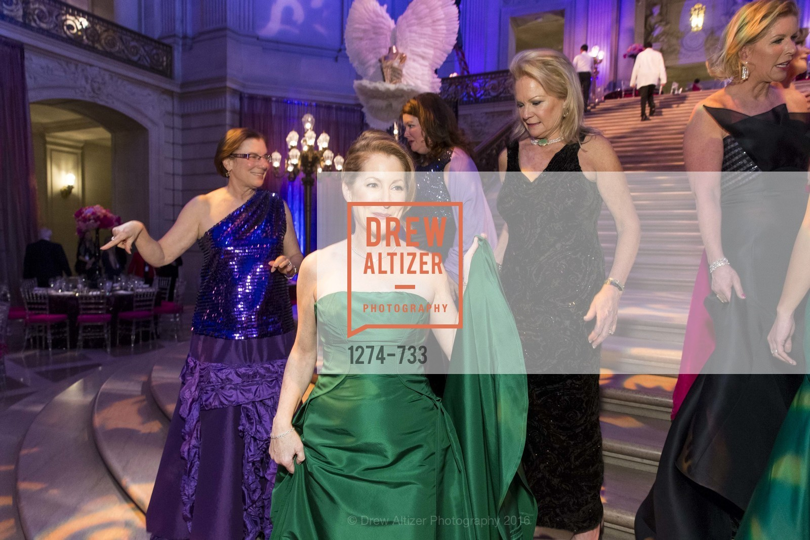 Ave Seltsam, San Francisco Ballet 2016 Opening Night Gala, San Francisco City Hall. 1 Dr Carlton B Goodlett Pl, January 21st, 2016,Drew Altizer, Drew Altizer Photography, full-service event agency, private events, San Francisco photographer, photographer California