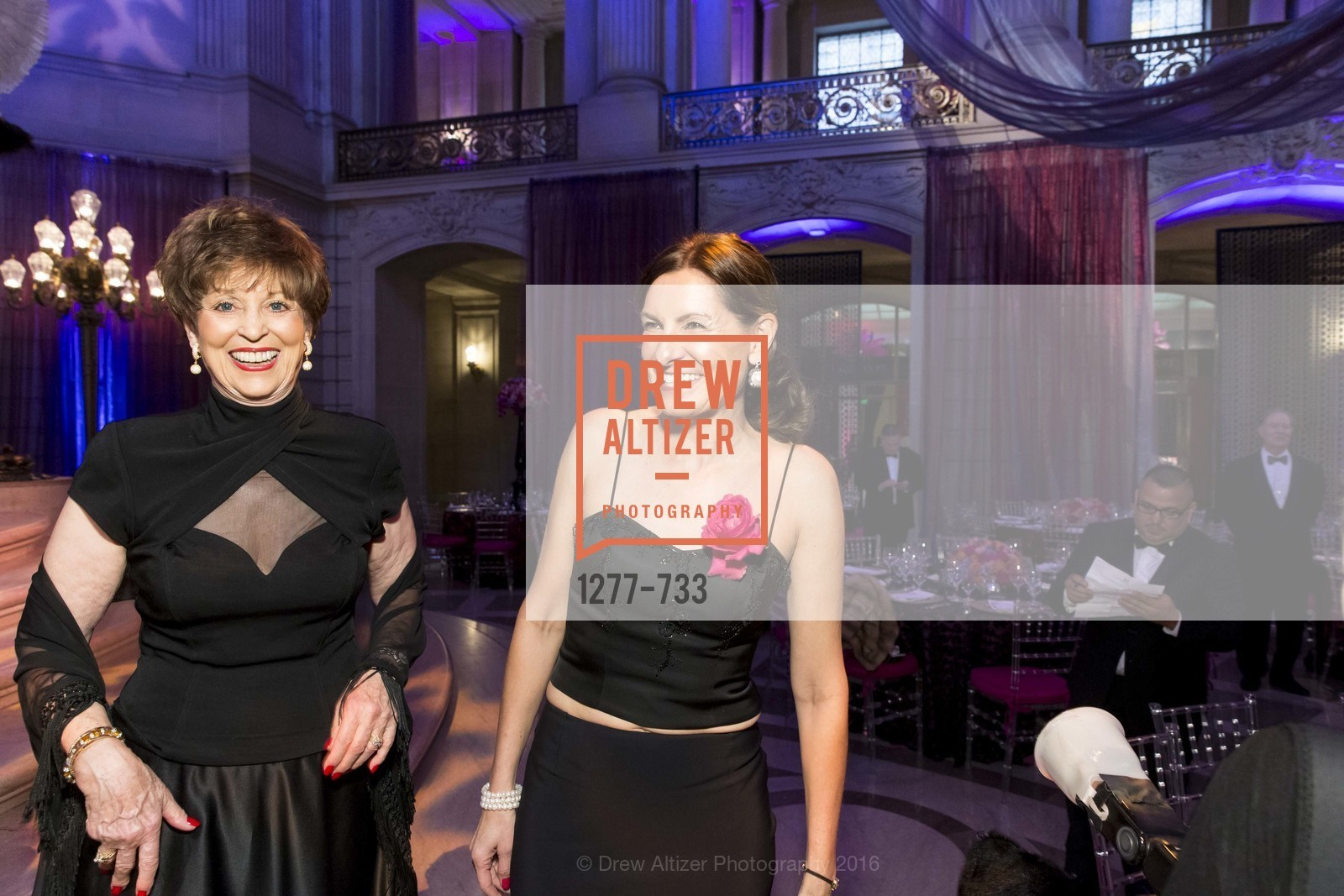 Suzanne Thornton, San Francisco Ballet 2016 Opening Night Gala, San Francisco City Hall. 1 Dr Carlton B Goodlett Pl, January 21st, 2016,Drew Altizer, Drew Altizer Photography, full-service agency, private events, San Francisco photographer, photographer california