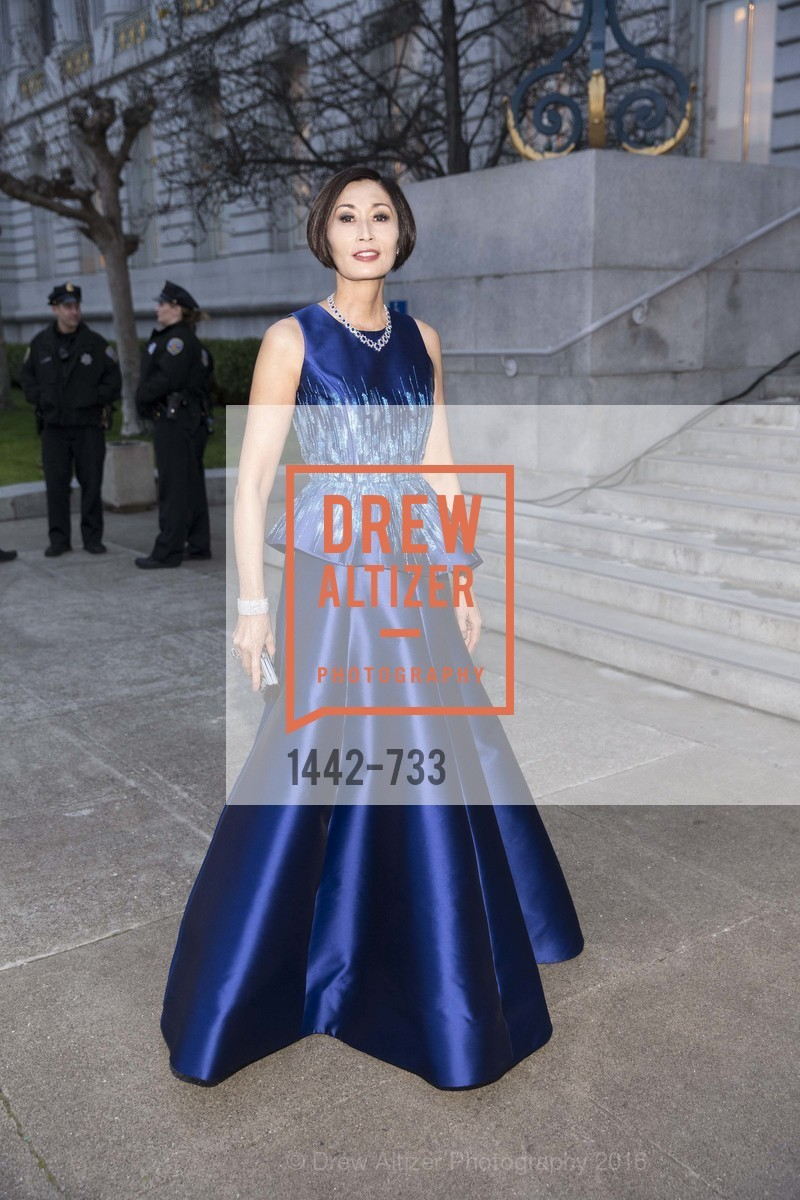 Yurie Pascarella, San Francisco Ballet 2016 Opening Night Gala, San Francisco City Hall. 1 Dr Carlton B Goodlett Pl, January 21st, 2016,Drew Altizer, Drew Altizer Photography, full-service agency, private events, San Francisco photographer, photographer california