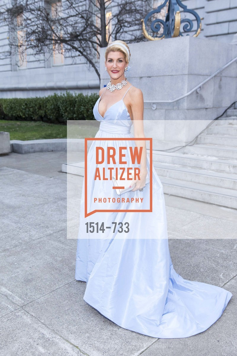 Karen Caldwell, San Francisco Ballet 2016 Opening Night Gala, San Francisco City Hall. 1 Dr Carlton B Goodlett Pl, January 21st, 2016,Drew Altizer, Drew Altizer Photography, full-service agency, private events, San Francisco photographer, photographer california