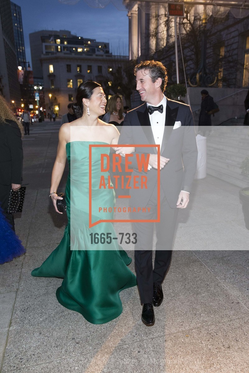 Christine Leong Connors, Scott Connors, San Francisco Ballet 2016 Opening Night Gala, San Francisco City Hall. 1 Dr Carlton B Goodlett Pl, January 21st, 2016,Drew Altizer, Drew Altizer Photography, full-service event agency, private events, San Francisco photographer, photographer California