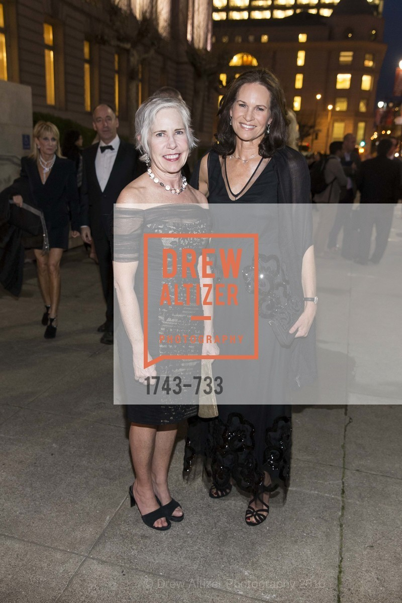 Laura Lazarus, Randi Fisher, San Francisco Ballet 2016 Opening Night Gala, San Francisco City Hall. 1 Dr Carlton B Goodlett Pl, January 21st, 2016,Drew Altizer, Drew Altizer Photography, full-service agency, private events, San Francisco photographer, photographer california