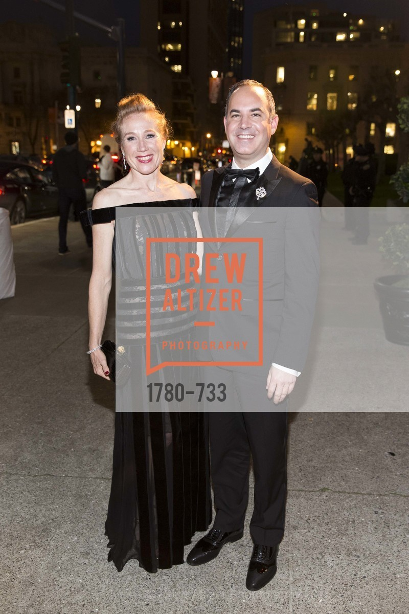 Heather Preston, Robert Arnold-Kraft, San Francisco Ballet 2016 Opening Night Gala, San Francisco City Hall. 1 Dr Carlton B Goodlett Pl, January 21st, 2016,Drew Altizer, Drew Altizer Photography, full-service agency, private events, San Francisco photographer, photographer california