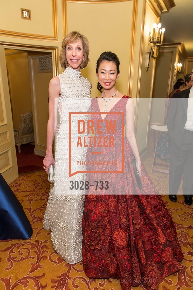 Nancy Kukacka, Huifen Chan, San Francisco Ballet 2016 Opening Night Gala, San Francisco City Hall. 1 Dr Carlton B Goodlett Pl, January 21st, 2016,Drew Altizer, Drew Altizer Photography, full-service agency, private events, San Francisco photographer, photographer california