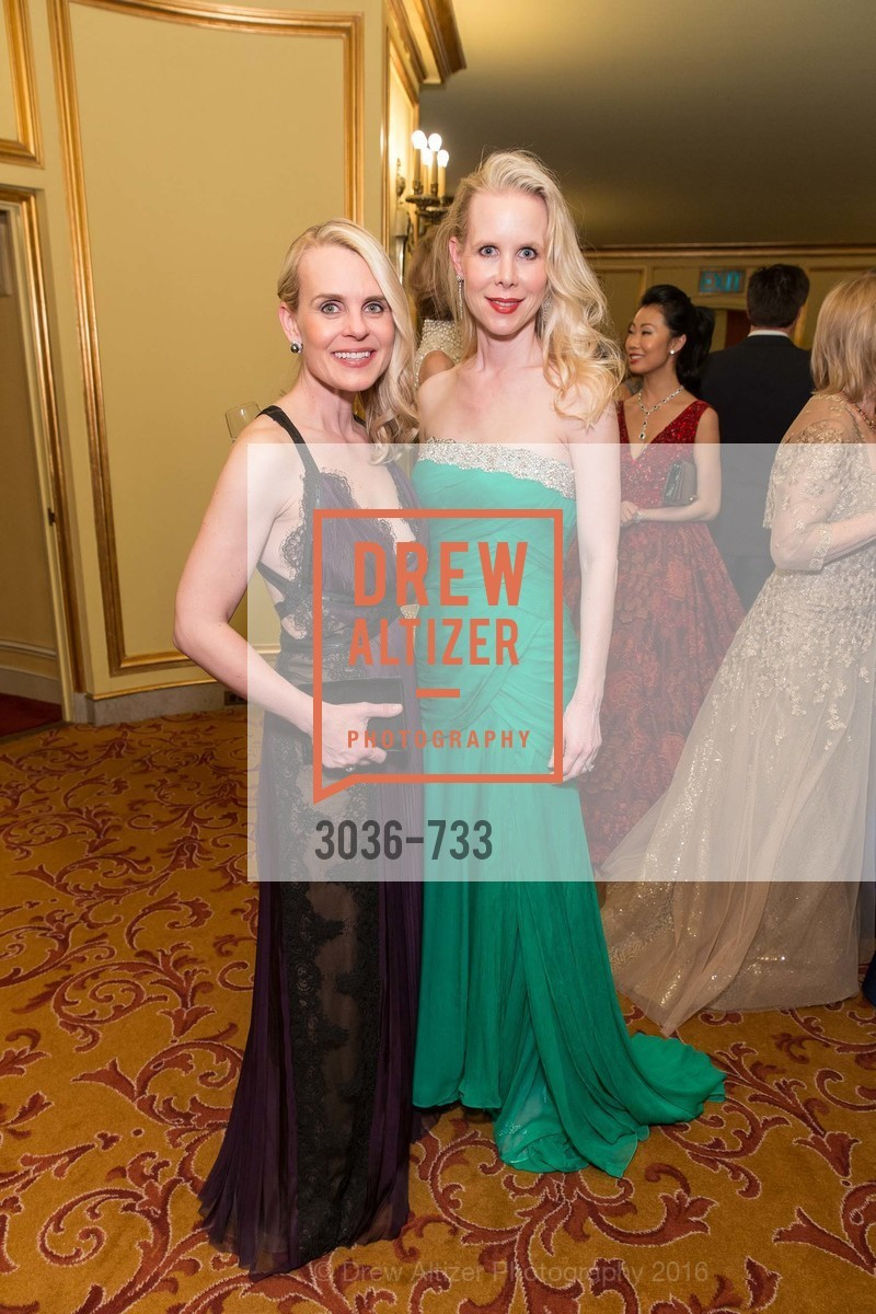 Jane Mudge, Shannon Cronan, San Francisco Ballet 2016 Opening Night Gala, San Francisco City Hall. 1 Dr Carlton B Goodlett Pl, January 21st, 2016,Drew Altizer, Drew Altizer Photography, full-service agency, private events, San Francisco photographer, photographer california