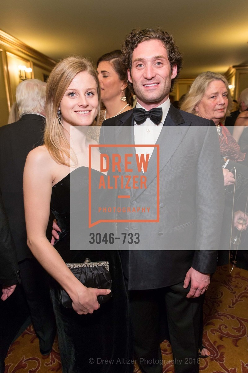 Hanne Vastevic, Justin Fichelson, San Francisco Ballet 2016 Opening Night Gala, San Francisco City Hall. 1 Dr Carlton B Goodlett Pl, January 21st, 2016,Drew Altizer, Drew Altizer Photography, full-service agency, private events, San Francisco photographer, photographer california