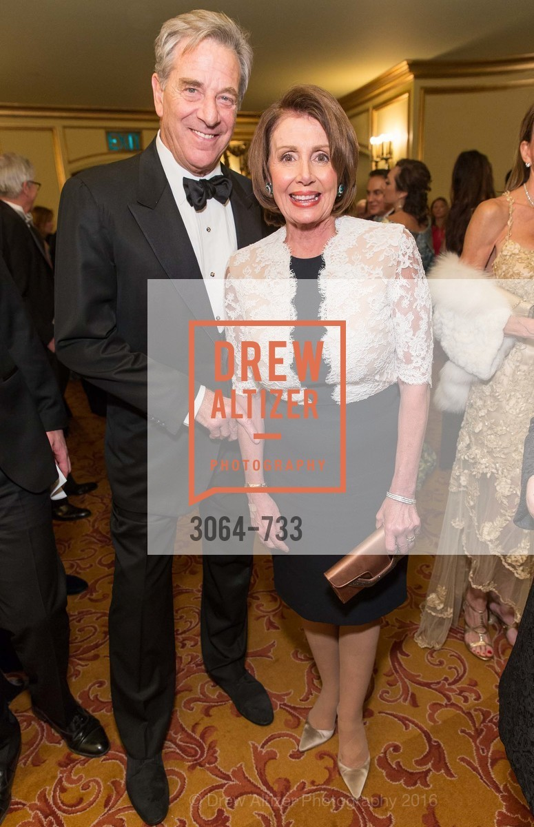 Paul Pelosi, Nancy Pelosi, San Francisco Ballet 2016 Opening Night Gala, San Francisco City Hall. 1 Dr Carlton B Goodlett Pl, January 21st, 2016,Drew Altizer, Drew Altizer Photography, full-service event agency, private events, San Francisco photographer, photographer California