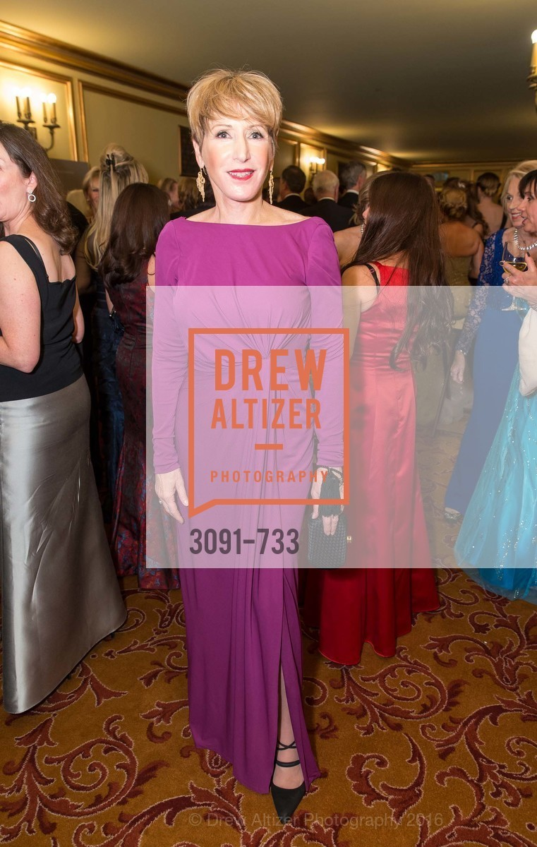 Ann Paolini, San Francisco Ballet 2016 Opening Night Gala, San Francisco City Hall. 1 Dr Carlton B Goodlett Pl, January 21st, 2016,Drew Altizer, Drew Altizer Photography, full-service agency, private events, San Francisco photographer, photographer california