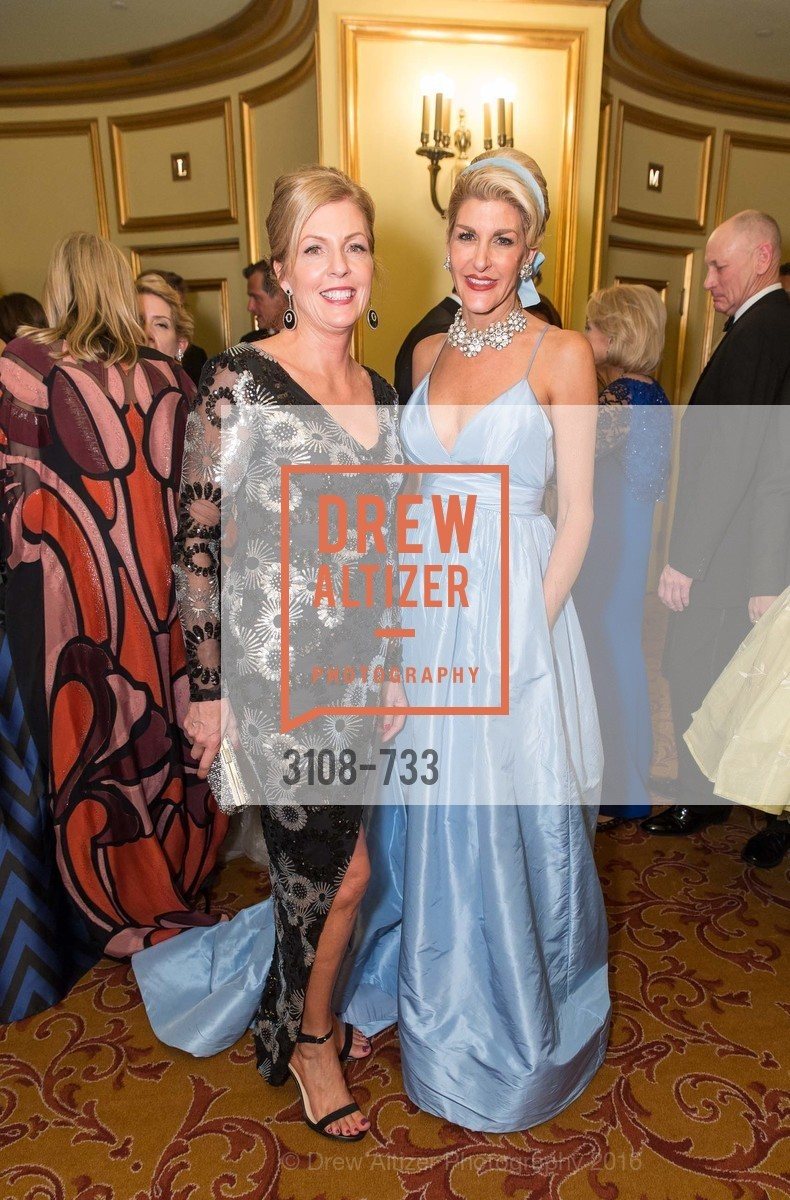 Paula Bennett, Karen Caldwell, San Francisco Ballet 2016 Opening Night Gala, San Francisco City Hall. 1 Dr Carlton B Goodlett Pl, January 21st, 2016,Drew Altizer, Drew Altizer Photography, full-service agency, private events, San Francisco photographer, photographer california