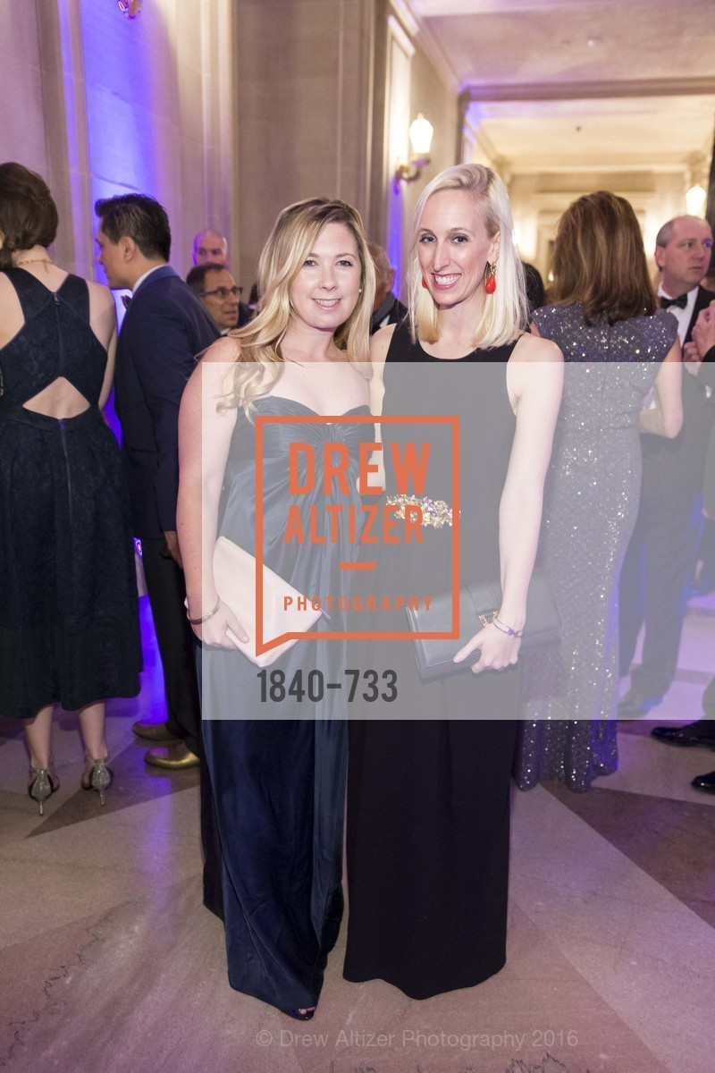 Michelle Harris, Maria Hemphill, San Francisco Ballet 2016 Opening Night Gala, San Francisco City Hall. 1 Dr Carlton B Goodlett Pl, January 21st, 2016,Drew Altizer, Drew Altizer Photography, full-service agency, private events, San Francisco photographer, photographer california