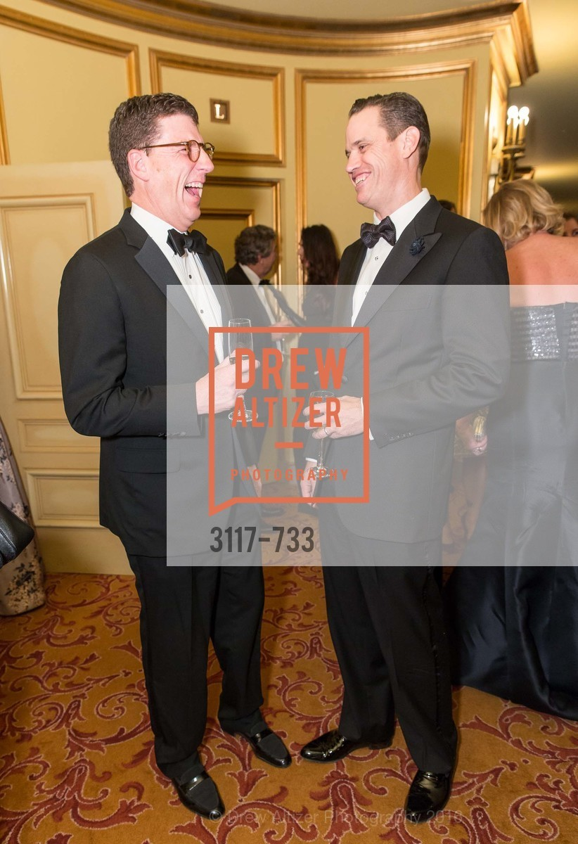 Michael Mauze, Robert Mailer Anderson, San Francisco Ballet 2016 Opening Night Gala, San Francisco City Hall. 1 Dr Carlton B Goodlett Pl, January 21st, 2016,Drew Altizer, Drew Altizer Photography, full-service agency, private events, San Francisco photographer, photographer california