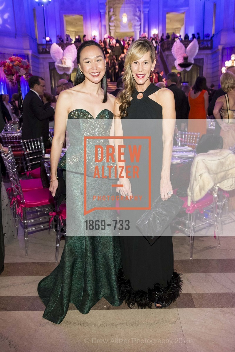 Carolyn Chang, Melissa Barber, San Francisco Ballet 2016 Opening Night Gala, San Francisco City Hall. 1 Dr Carlton B Goodlett Pl, January 21st, 2016,Drew Altizer, Drew Altizer Photography, full-service agency, private events, San Francisco photographer, photographer california