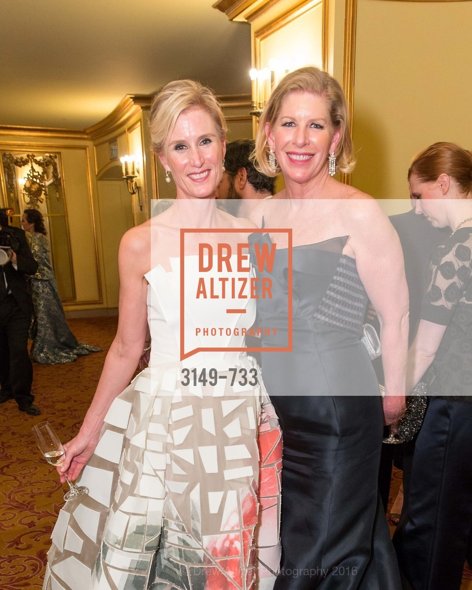 Alison Mauze, Jennifer Brandenburg, San Francisco Ballet 2016 Opening Night Gala, San Francisco City Hall. 1 Dr Carlton B Goodlett Pl, January 21st, 2016,Drew Altizer, Drew Altizer Photography, full-service agency, private events, San Francisco photographer, photographer california