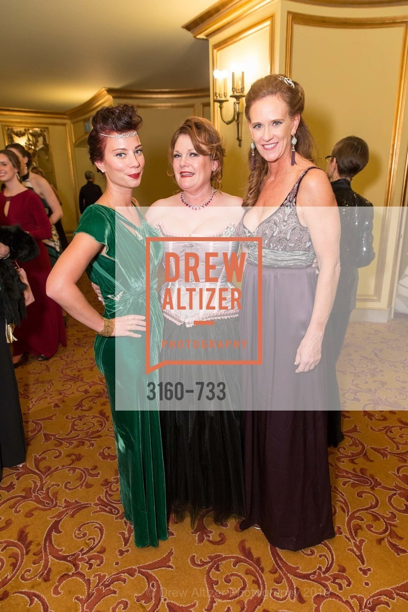Camille Bently, Jennifer Raiser, Sukey Forbes, San Francisco Ballet 2016 Opening Night Gala, San Francisco City Hall. 1 Dr Carlton B Goodlett Pl, January 21st, 2016,Drew Altizer, Drew Altizer Photography, full-service agency, private events, San Francisco photographer, photographer california