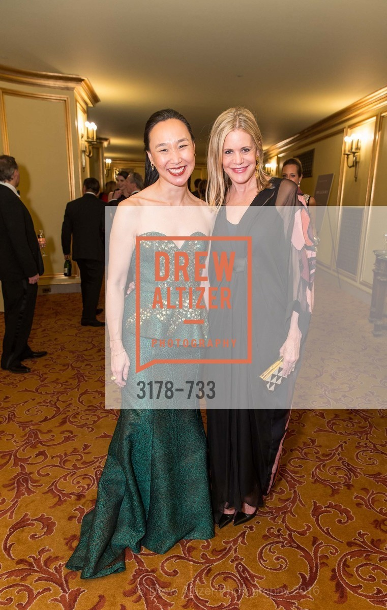 Carolyn Chang, Mary Beth Shimmon, San Francisco Ballet 2016 Opening Night Gala, San Francisco City Hall. 1 Dr Carlton B Goodlett Pl, January 21st, 2016,Drew Altizer, Drew Altizer Photography, full-service agency, private events, San Francisco photographer, photographer california